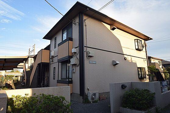 アパート-千葉市中央区寒川町3丁目 シンプルで築年数を感じさせない外観