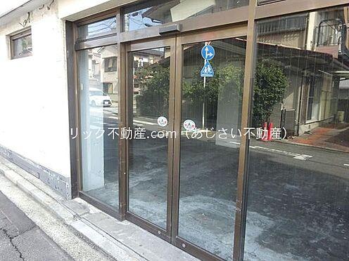 店舗事務所(建物一部)-横浜市中区本牧町1丁目 玄関