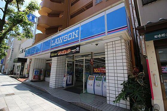 中古マンション-横須賀市久里浜5丁目 郵便局裏手にあるローソンまで徒歩2分