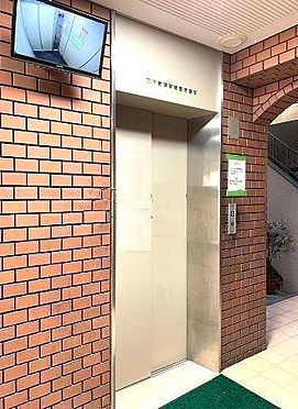 マンション(建物一部)-大阪市浪速区日本橋東3丁目 エレベータ―には防犯カメラを完備