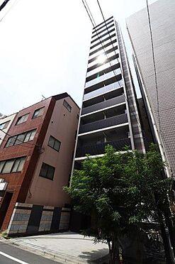 マンション(建物一部)-港区西新橋3丁目 虎ノ門ヒルズまで約310m。2017年築、14階部分、眺望良好です。