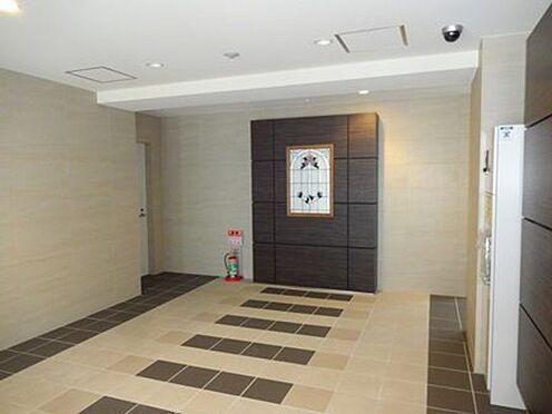マンション(建物一部)-大阪市中央区法円坂1丁目 手入れの行き届いたロビー