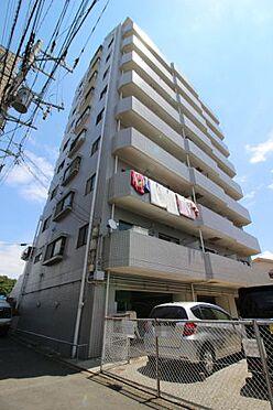 中古マンション-横須賀市久里浜5丁目 南側に高い建物はなく、たっぷりと陽射しが当たります