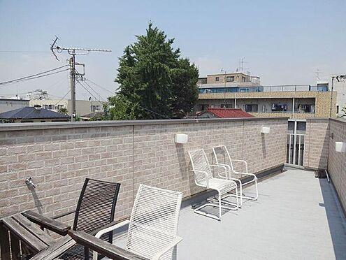 店舗事務所(建物全部)-大田区中央1丁目 バルコニー
