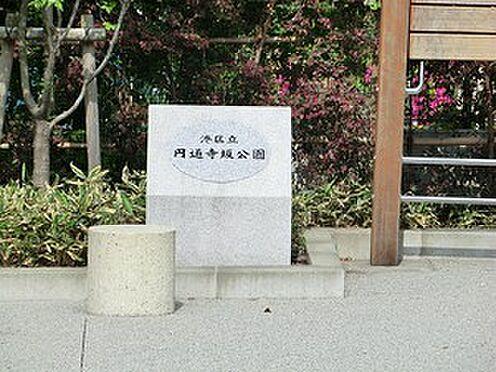 マンション(建物一部)-港区赤坂8丁目 周辺環境:円通寺坂公園