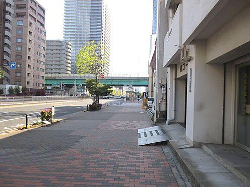 中古マンション-中央区佃2丁目 前面道路
