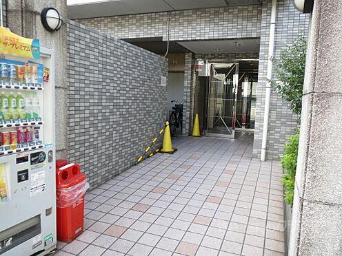 マンション(建物一部)-大阪市東成区中道1丁目 落ち着きのあるエントランス