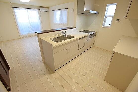 新築一戸建て-仙台市太白区郡山8丁目 キッチン