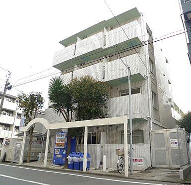 マンション(建物一部)-大田区仲六郷1丁目 RC造5階建