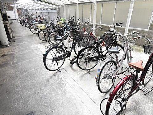 マンション(建物一部)-大阪市北区西天満3丁目 ゆとりある駐輪スペース