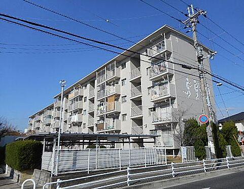 マンション(建物一部)-神戸市西区王塚台4丁目 落ち着いた印象の外観