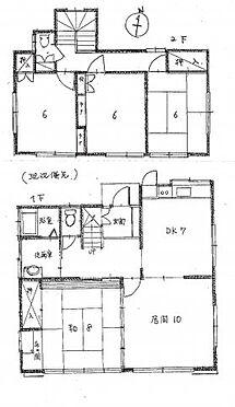中古一戸建て-平塚市片岡 間取り