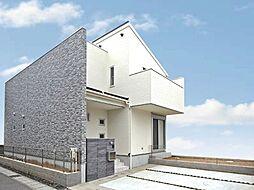 鈴鹿市神戸3期 シンプルモダンな家具付きデザイナーズ住宅