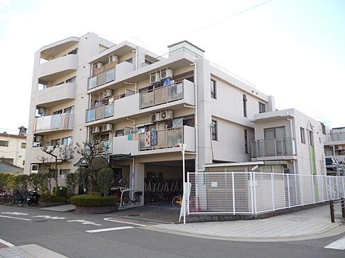 マンション(建物一部)-大阪市平野区長吉六反1丁目 落ち着いた外観