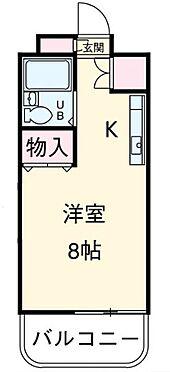 マンション(建物一部)-浜松市南区東若林町 間取り
