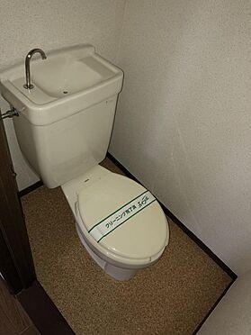アパート-八王子市越野 トイレ