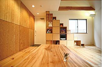 アパート-新宿区富久町 内装