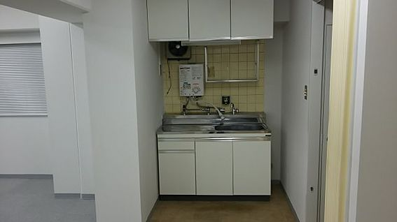 事務所(建物一部)-港区南麻布2丁目 キッチン