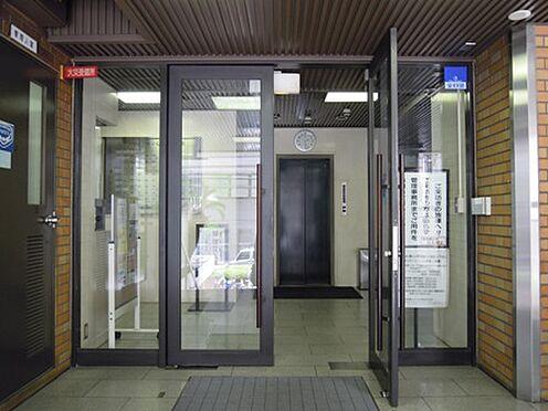 マンション(建物一部)-大阪市中央区南船場2丁目 落ち着きのあるエントランス