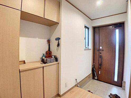 中古一戸建て-名古屋市守山区百合が丘 ご家族の靴をすっきり収納できる玄関
