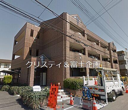 一棟マンション-太田市小舞木町 外観