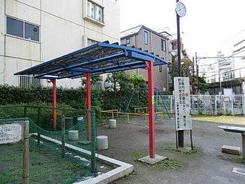 アパート-新宿区高田馬場3丁目 みどり児童公園