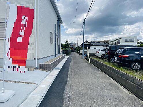 戸建賃貸-春日井市上条町2丁目 車通りの少ない閑静な住宅街です!