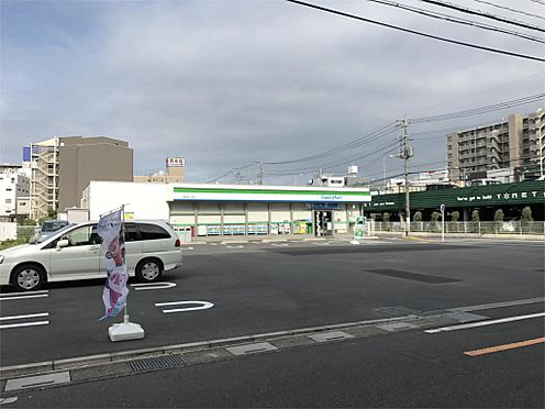 土地-越谷市大字平方 ファミリーマート千間台西一丁目店(2486m)