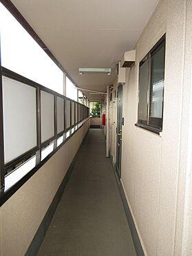 マンション(建物全部)-市川市大野町3丁目 2階廊下部分です