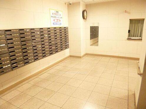 マンション(建物一部)-大阪市平野区平野宮町1丁目 広々エントランス