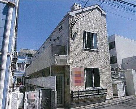 アパート-新宿区高田馬場4丁目 外観