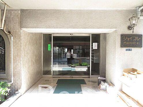 中古マンション-江東区富岡2丁目 綺麗に管理されたエントランス