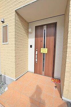 新築一戸建て-仙台市青葉区愛子東5丁目 玄関