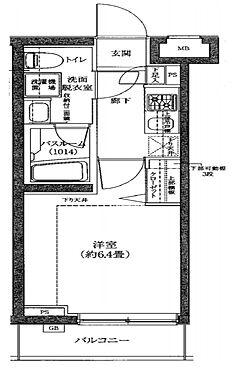 マンション(建物一部)-豊島区長崎6丁目 間取り