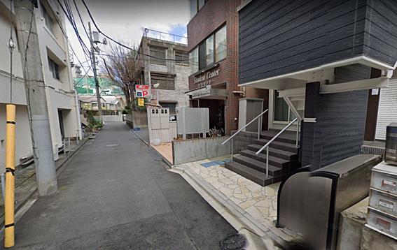 アパート-新宿区西早稲田1丁目 前面道路