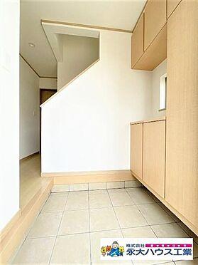 新築一戸建て-仙台市太白区富田字上野東 玄関