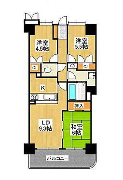 マンション(建物一部)-神戸市北区松が枝町1丁目 ファミリーにオススメ