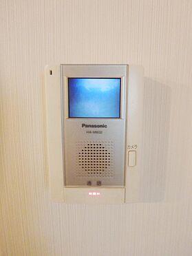 アパート-京都市伏見区深草大亀谷西寺町 1F モニター付きインターフォン