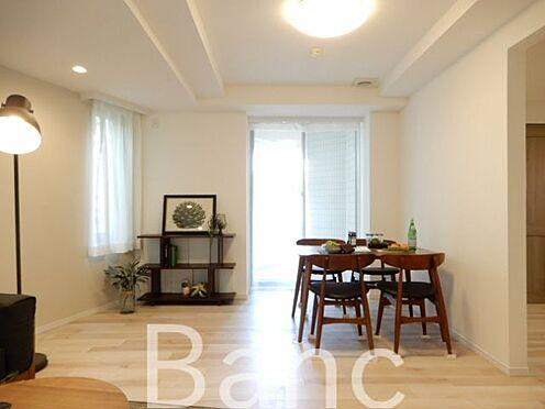 中古マンション-世田谷区若林4丁目 梁の無いリビングで家具の配置がしやすい間取りです