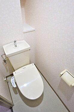 中古マンション-仙台市泉区八乙女中央3丁目 トイレ