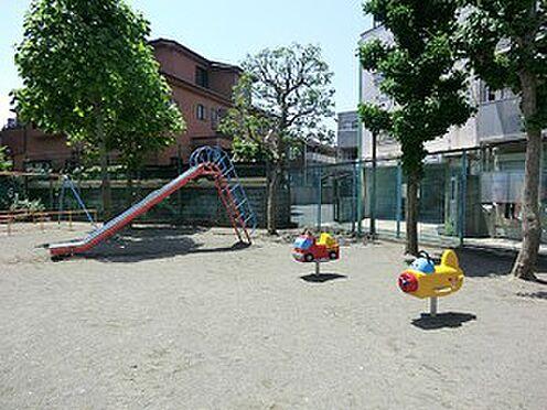 マンション(建物一部)-大田区大森本町1丁目 周辺環境:うさぎ児童公園