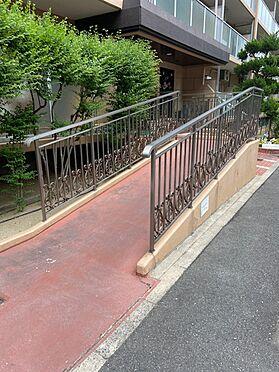 マンション(建物一部)-東大阪市菱屋西6丁目 スロープ