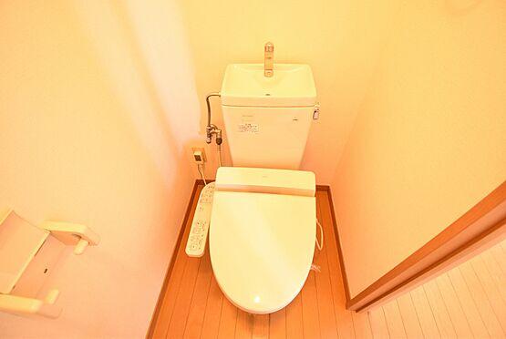 アパート-姶良市平松 トイレ