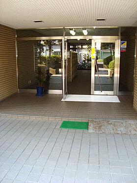 マンション(建物一部)-大阪市阿倍野区天王寺町北3丁目 落ち着いたエントランス