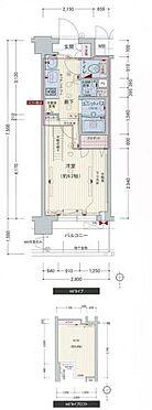 マンション(建物一部)-京都市左京区山端橋ノ本町 間取り