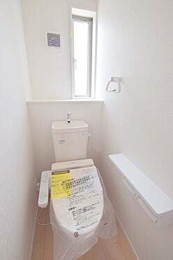 新築一戸建て-石巻市水明南2丁目 トイレ