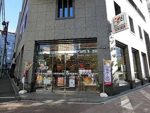 区分マンション-中央区湊3丁目 セブンイレブン 入船3丁目店(300m)