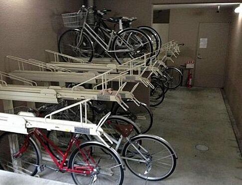 マンション(建物一部)-京都市東山区毘沙門町 屋内駐輪場あり