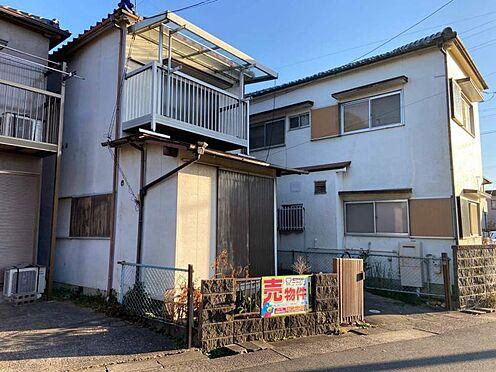 土地-春日井市東野町3丁目 現地写真(2021年1月頃撮影)