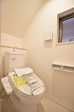 新築一戸建て-葛飾区東四つ木2丁目 トイレ